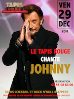 Soirée Johnny Haliday
