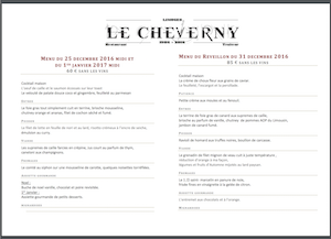 Restaurant le cheverny Limoges